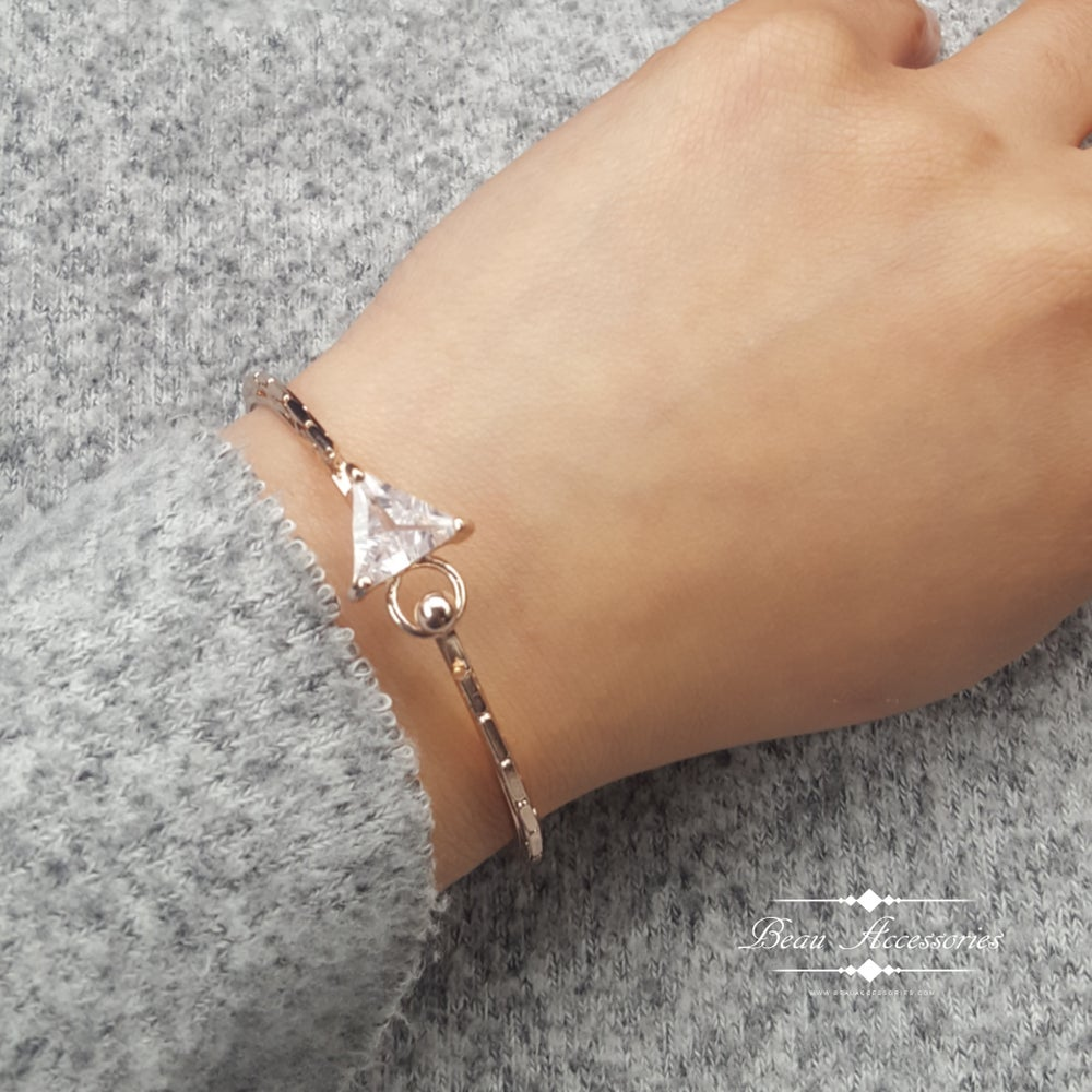 Image of Rose Gold Bangle