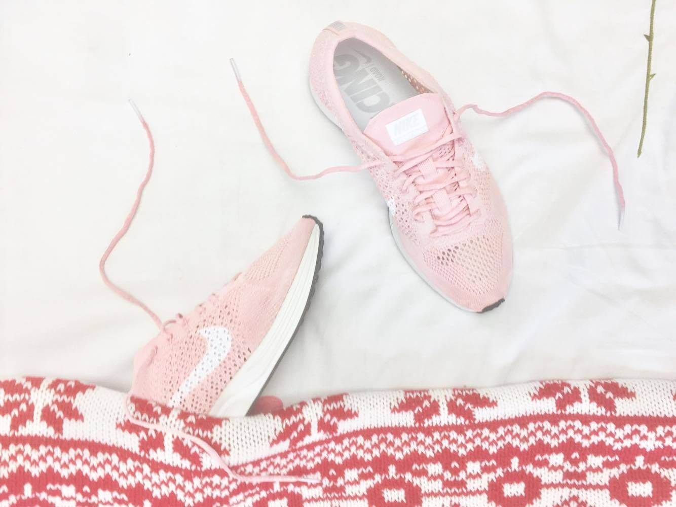 Image of Nike Flyknit Racer x Candy Floss