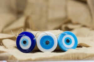 Image of Mati (evil eye) soap bomboniere/favours