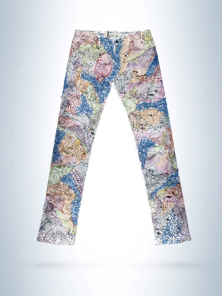 Image of Carol Lim & Humberto Leon's Jeans for Refugees