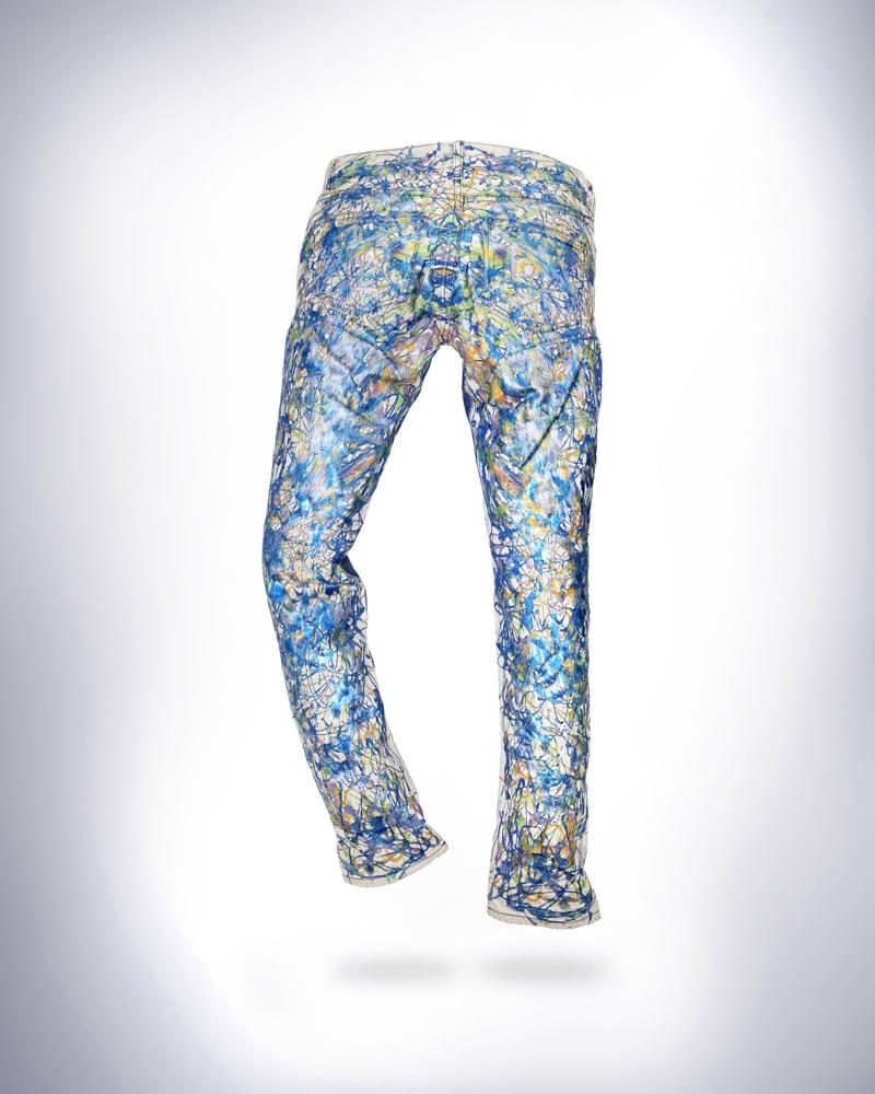 Image of Caroline Trentin's Jeans for Refugees