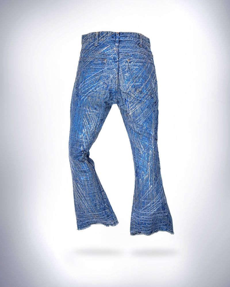 Image of Carolyn Murphy's Jeans for Refugees
