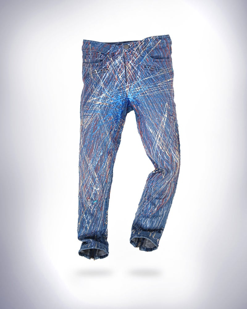 Image of  Dannii Minogue's Jeans for Refugees