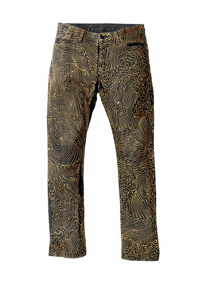Image of Joaquin Phoenix's Jeans for Refugees