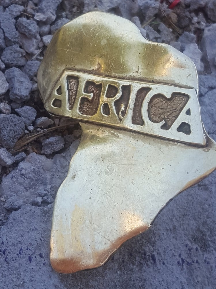 Image of Africa Brass Ring
