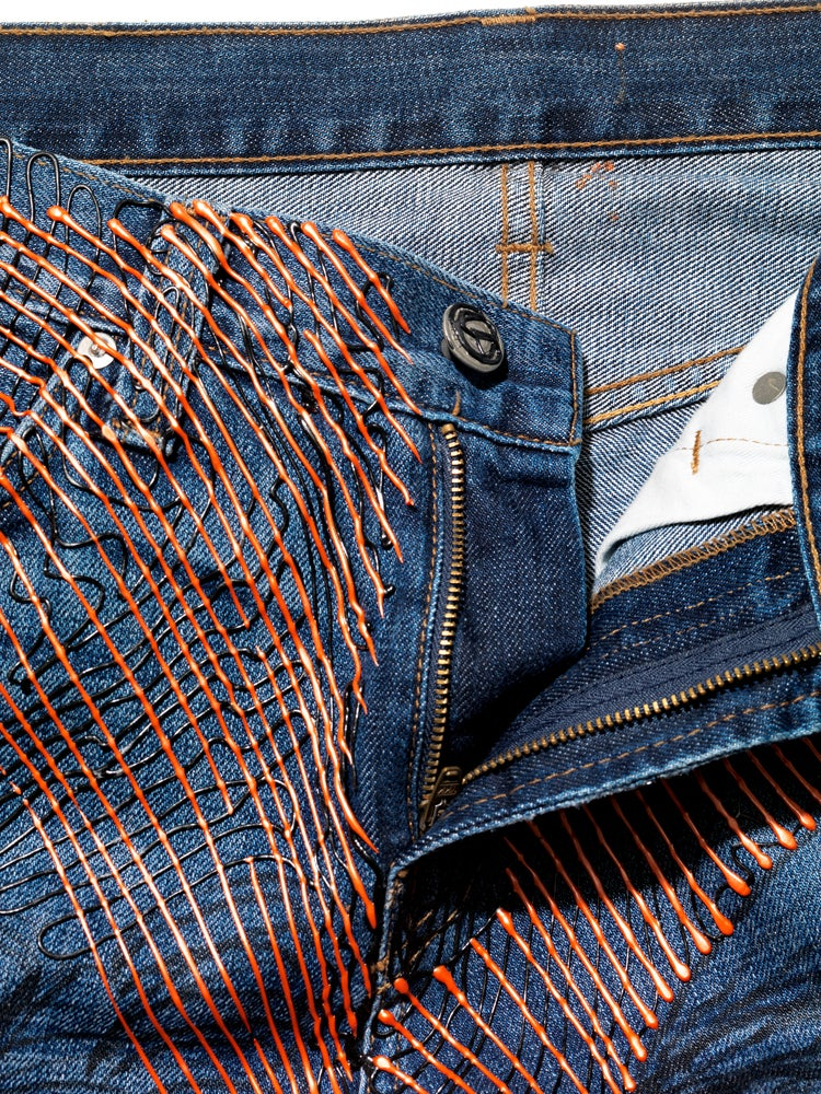 Image of Usher's Jeans for Refugees