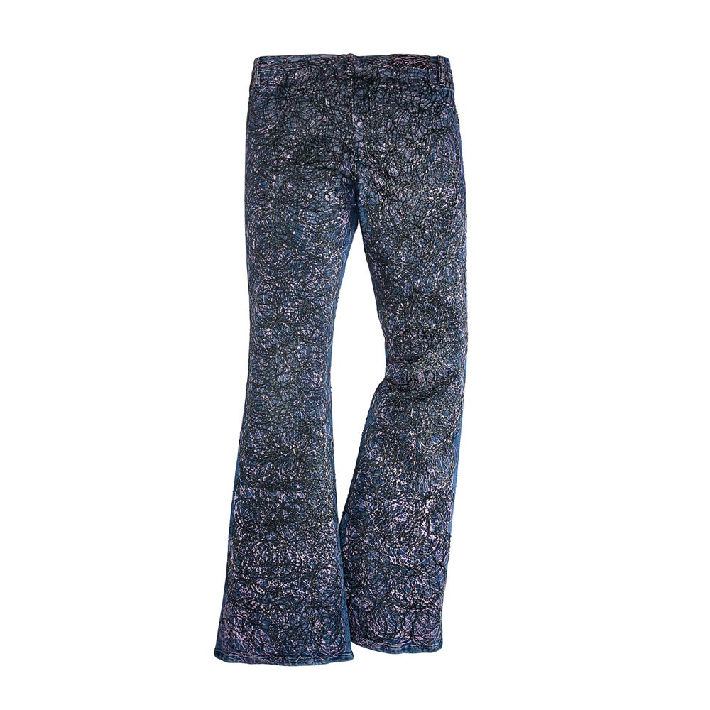 Image of Victoria Beckham's Jeans for Refugees