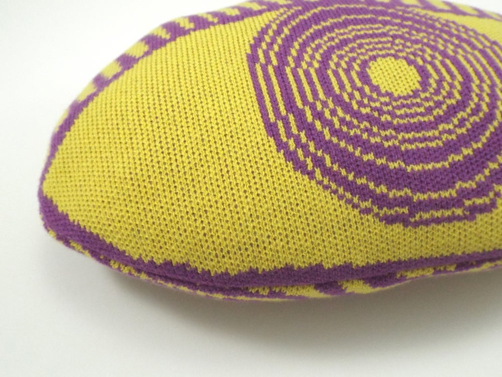Image of Psychedelic Eye Cushion