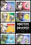 MONSTERS OF THE UNIVERSE complete set or Individual Prints!