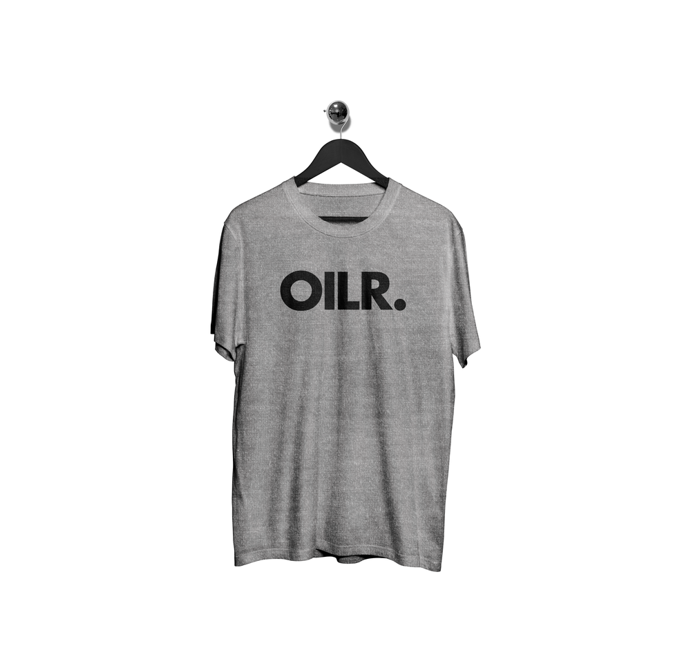 Image of OILR Men's Heather Gry