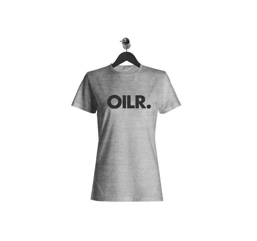 Image of OILR. Slim Women's Tee