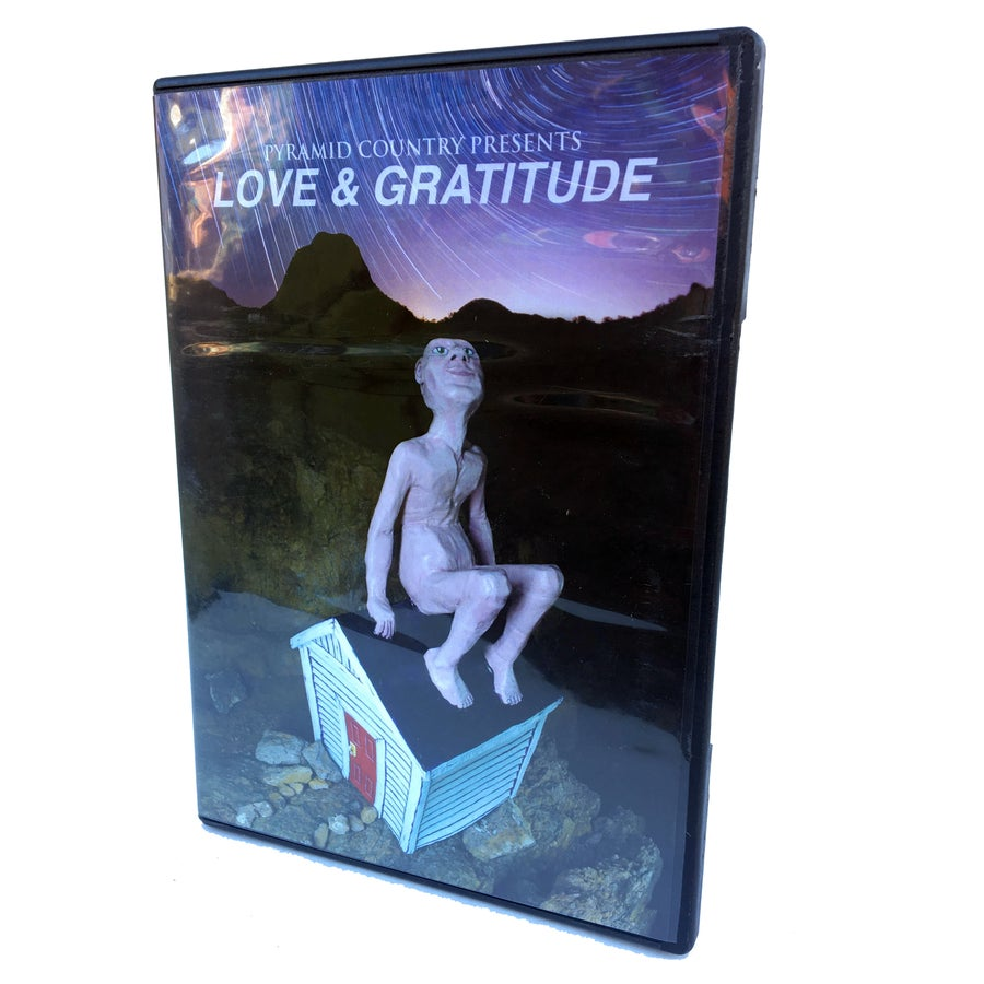 Image of Love & Gratitude DVD