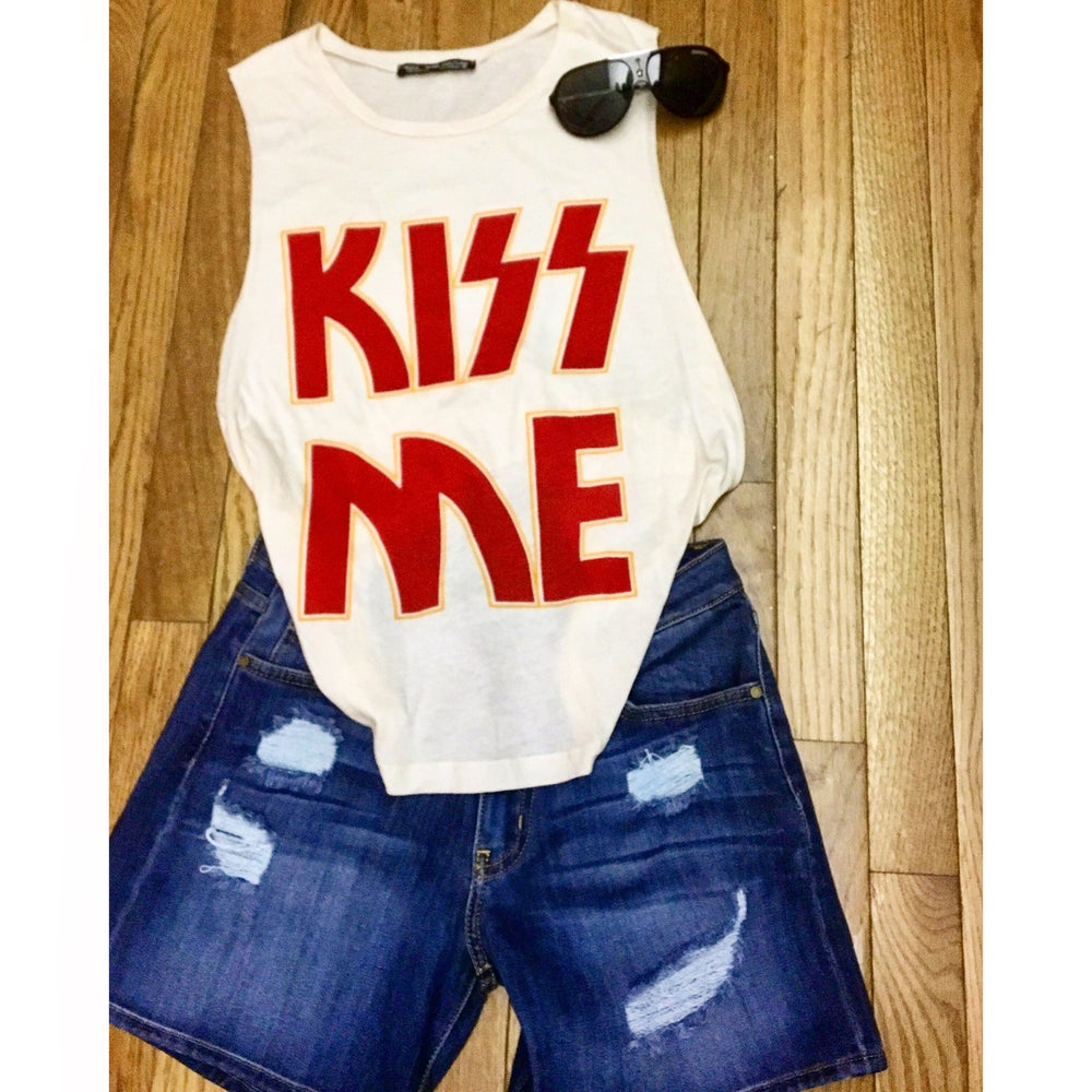 Image of KISS ME💋 TANK