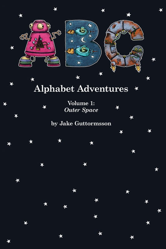 Image of Alphabet Adventures, Vol. 1: Outer Space