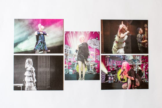 Image of Garbage postcard set x 5