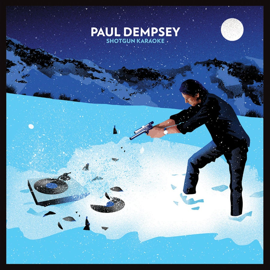 Image of Paul Dempsey - 'Shotgun Karaoke' CD