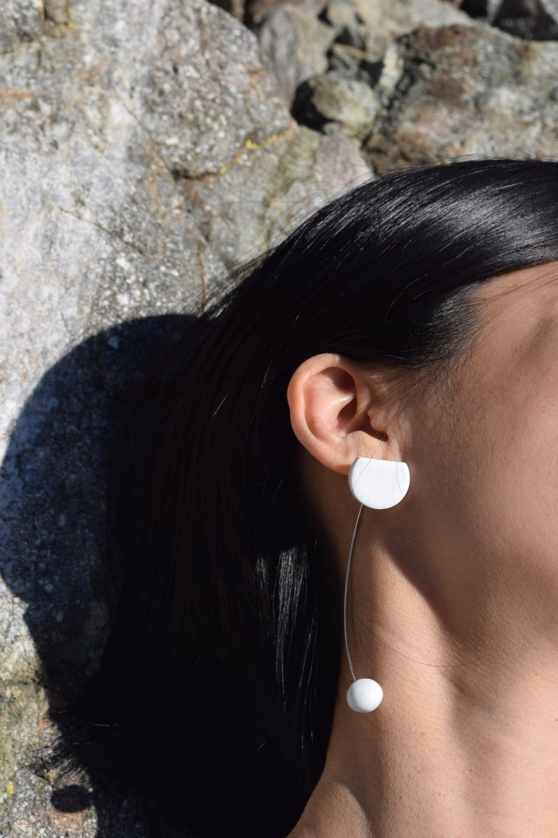 Image of mobile earring
