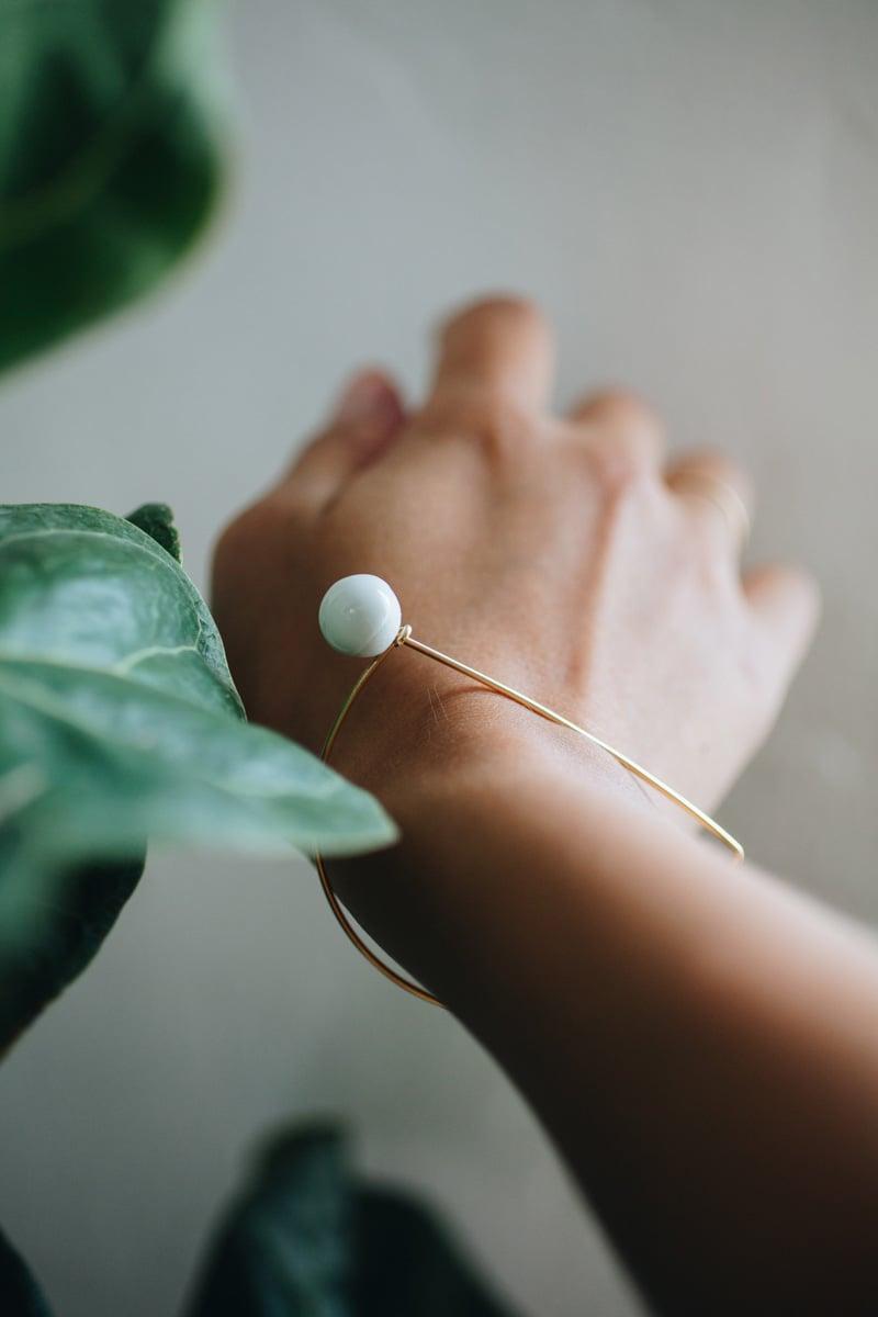 Image of dear bracelet
