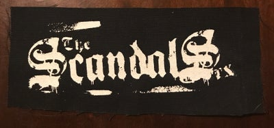 Image of The Scandals TX - Logo Patch Version 1- DIY