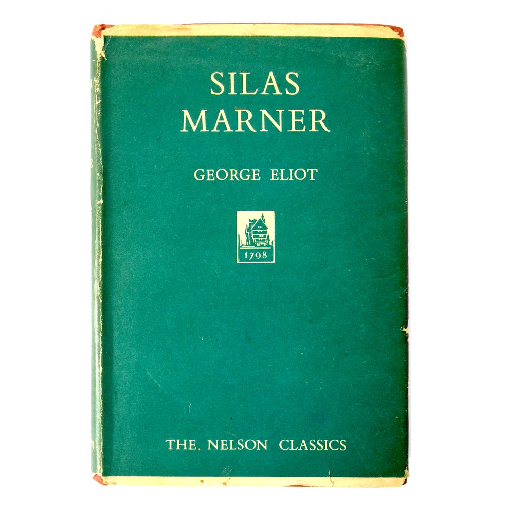 Image of George Eliot - Silas Marner from 1943
