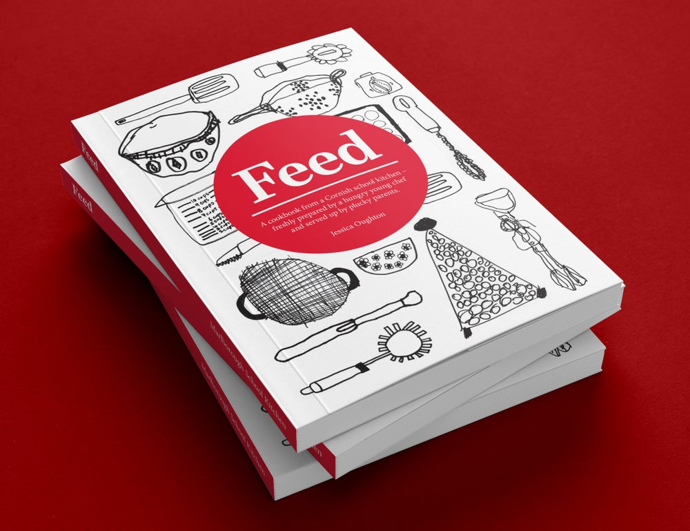 Image of FEED Cook Book