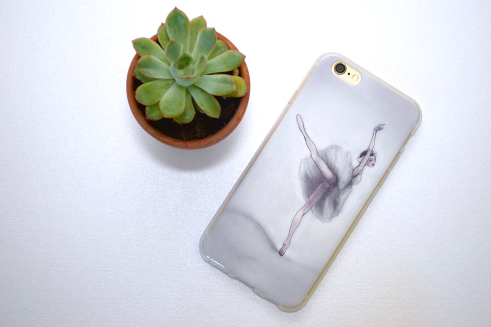Image of Ballet iPhone case