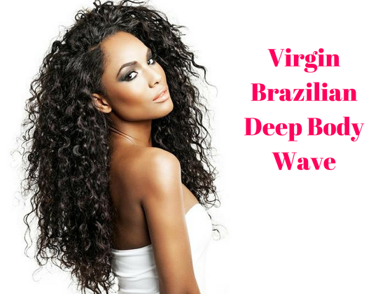 Image of Virgin Brazilian Deep Wave