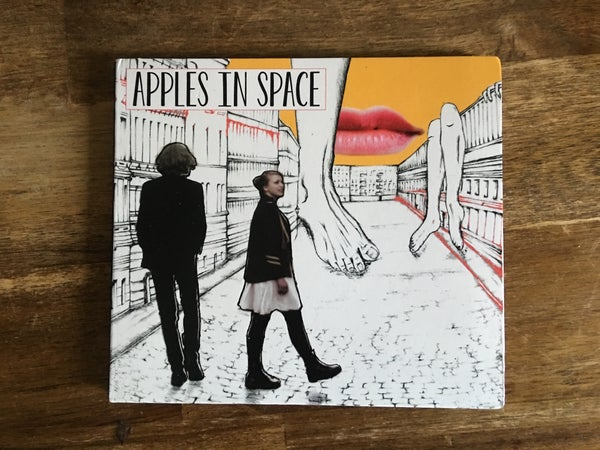"Image of ""Apples In Space"" by Apples In Space"