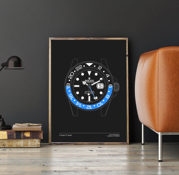 Image of Rolex GMT Master II