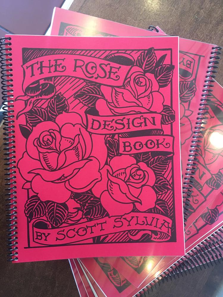 Image of Rose Design Book