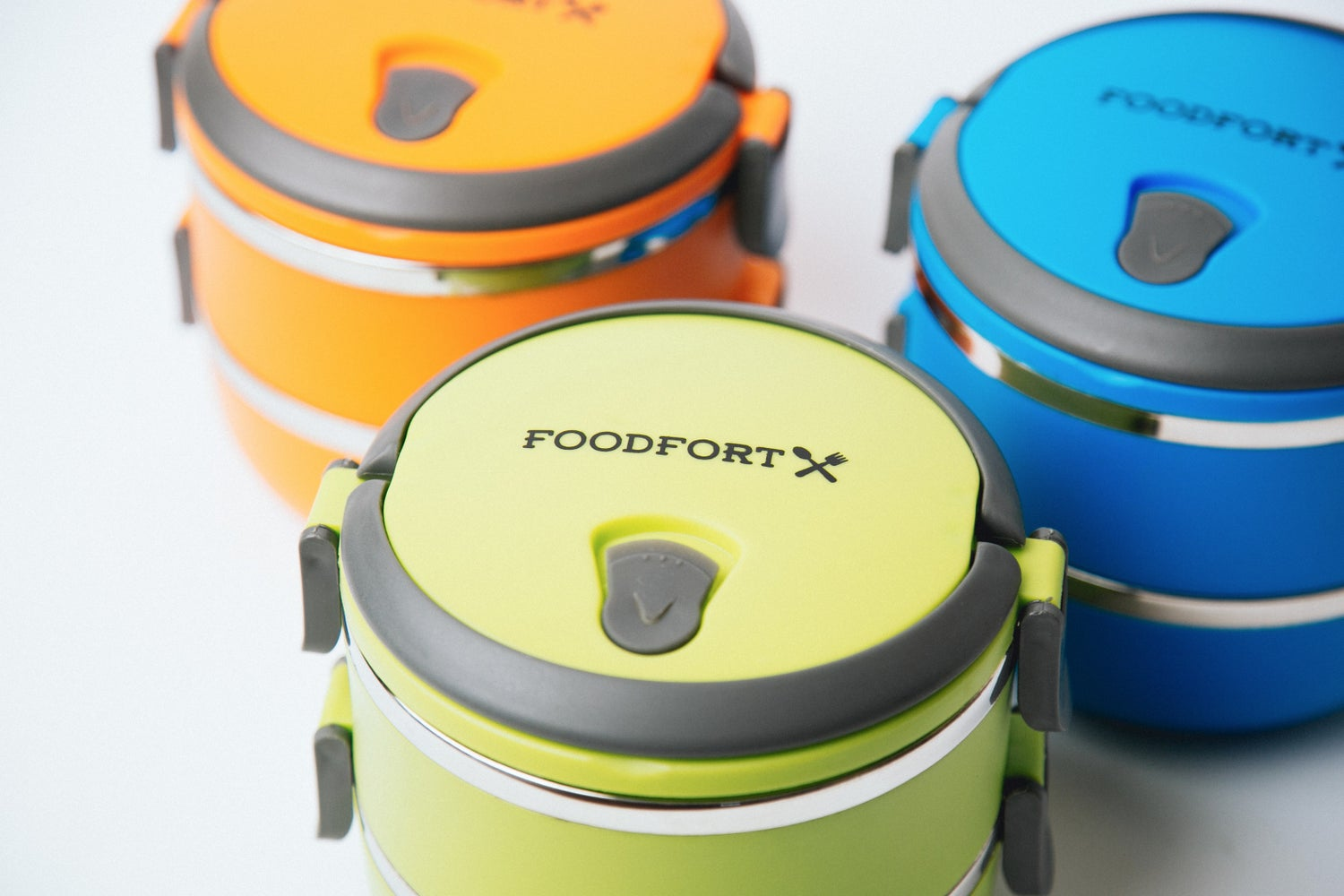Image of Tiffin Lunch Box Set