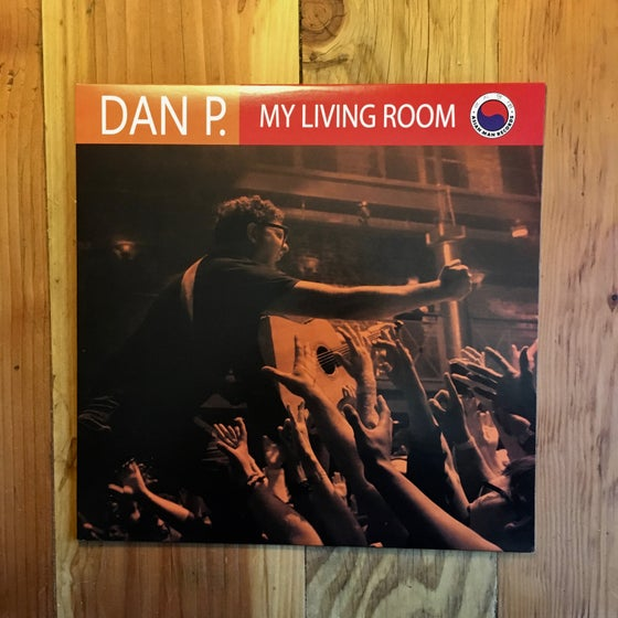 Image of Dan Potthast- My Living Room on Vinyl