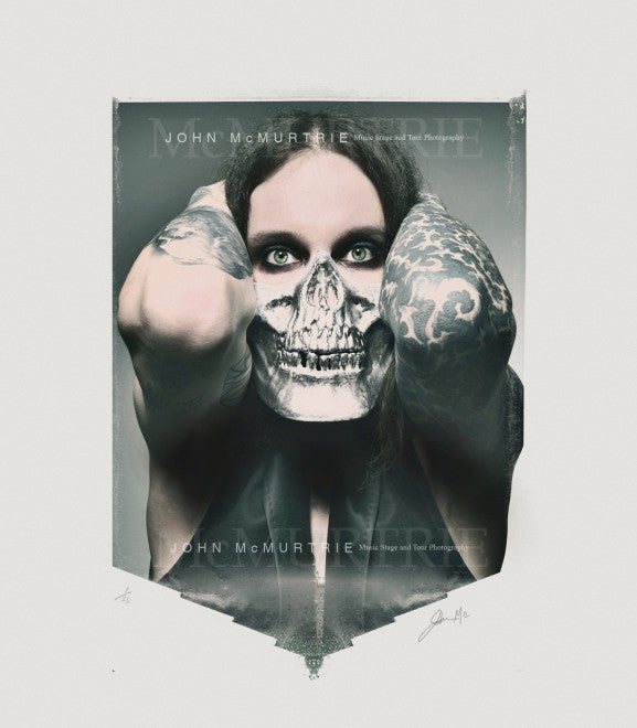 Image of VILLE VALO - SKULL MASK (VERY LIMITED) 24x20