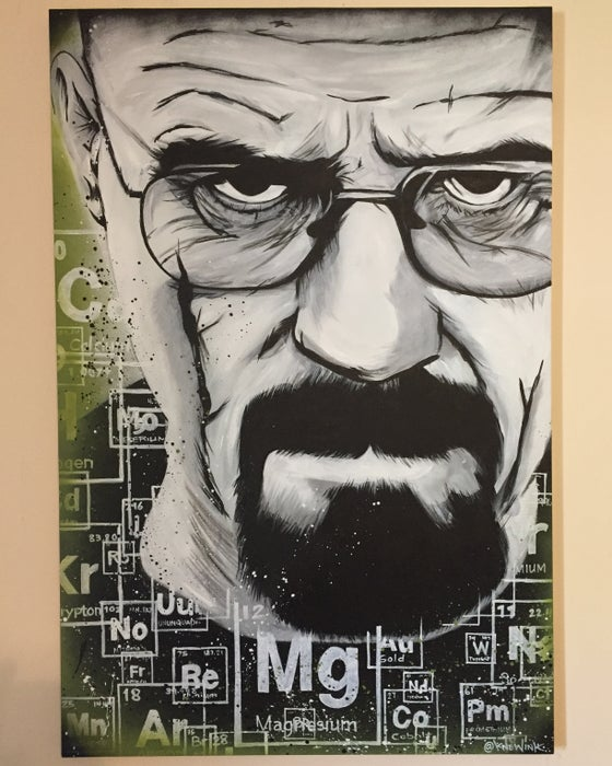 Image of Breaking Bad Print