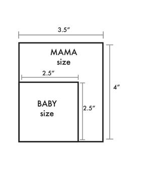 Image of Niñas y Chicos ~ Mama size