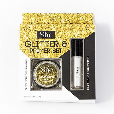 Image of Glitter & Primer Set
