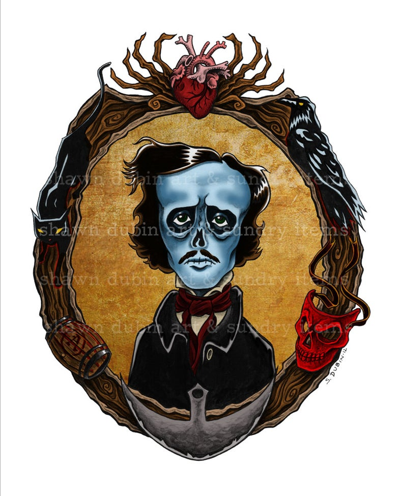 Image of Poe, Undead