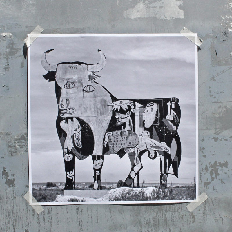Image of Tauromaquia - poster