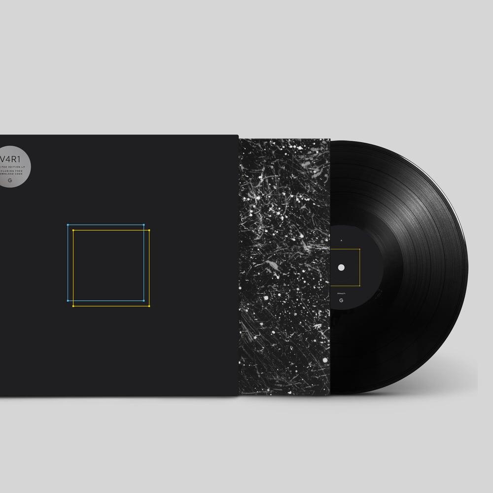 Image of V4R1 LP - LTD to 300 copies