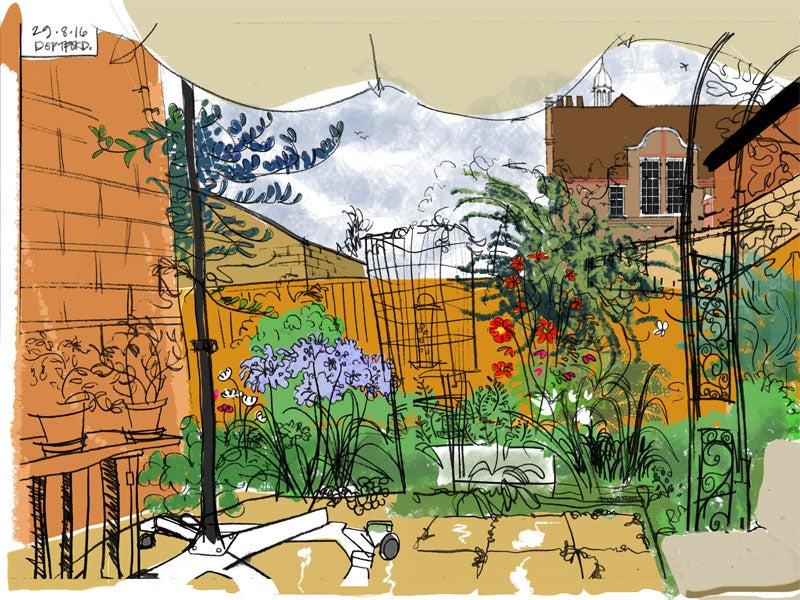 Image of Deptford Rain Garden