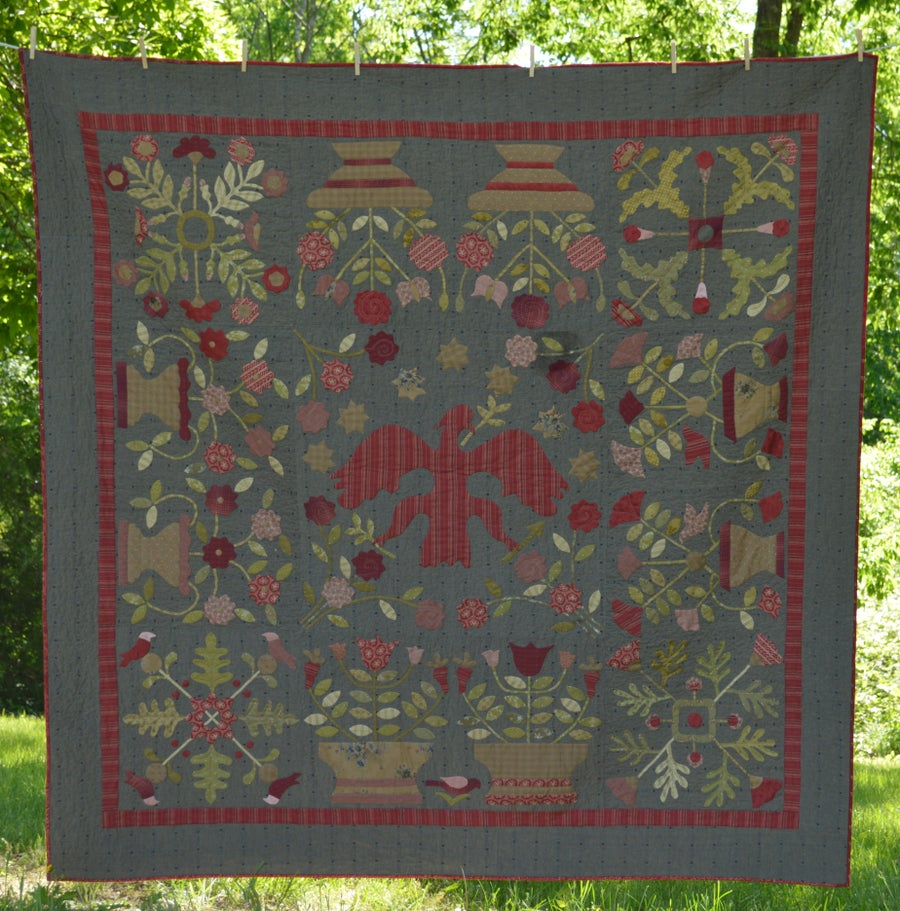 Image of Fairhaven BOM Pattern Set