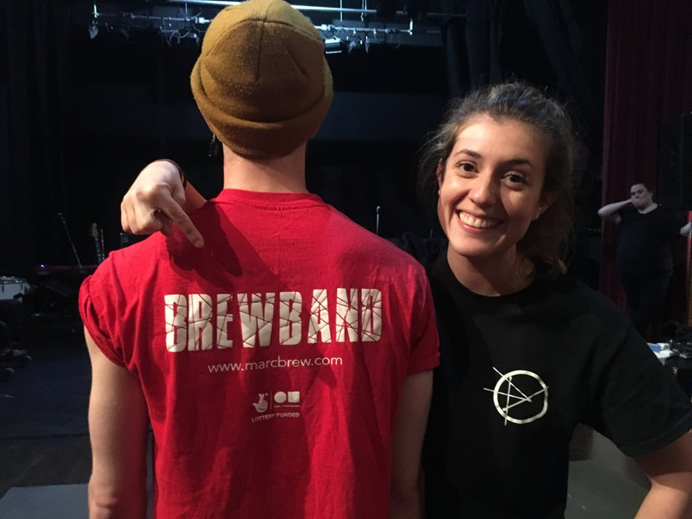 Image of BREWBAND T-shirt