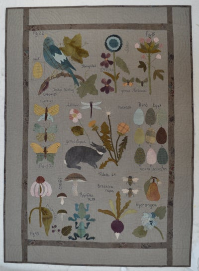 Image of Botanical Sketchbook BOM Pattern Set