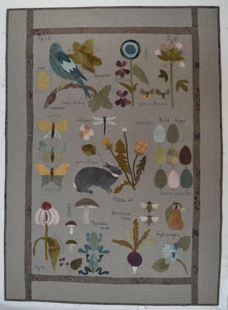 Image of Botanical Sketchbook BOM Pattern Set