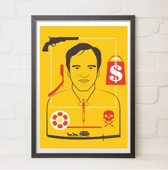 Image of Directors Cut - Tarantino
