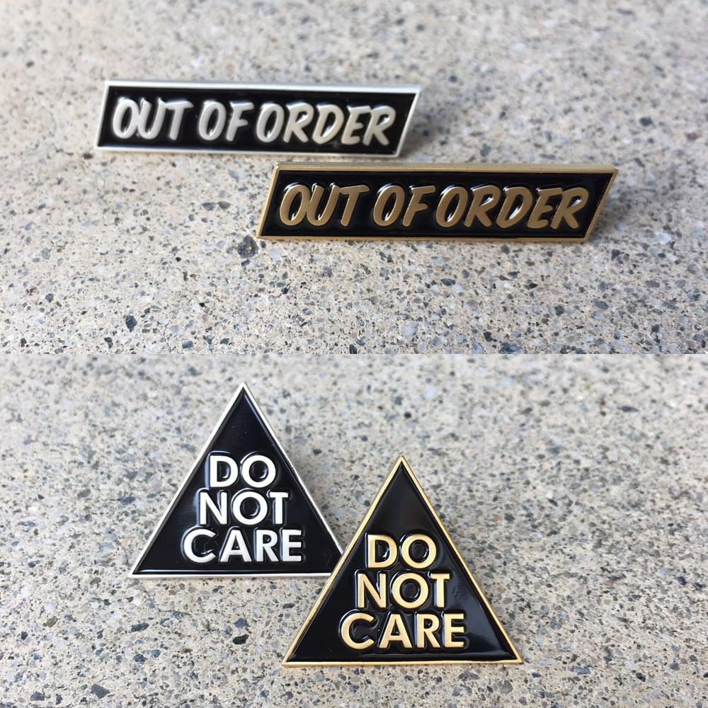 Image of Rubbish Rubbish 60 Work Slogans