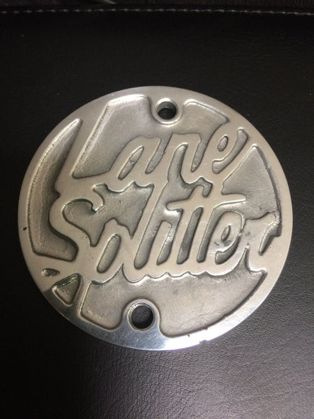 "Image of Mindwar Cycles Cast Aluminum ""LaneSplitter"" Points/Timing Covers"
