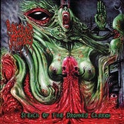 Image of PURULENT JACUZZI Stench Of The Drowned Carrion CD