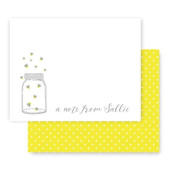 Image of FIREFLY Stationery + Envelopes