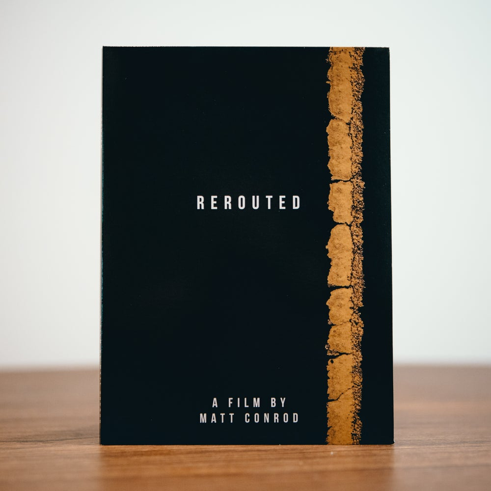 Image of Rerouted DVD